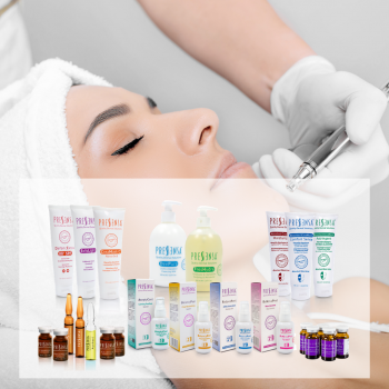 Peeling ( Pack of products +Course)